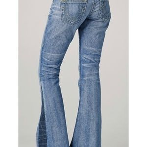 🎉24HR SALE True Religion Sadie & Love Flar…